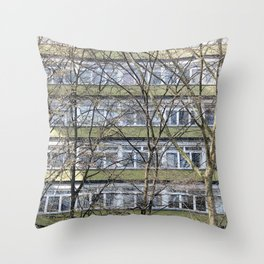 Berlin Germany Throw Pillow