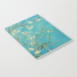 Van Gogh Almond Blossoms Painting Notebook
