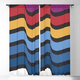 Colors Blackout Curtain