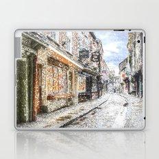 The Shambles York Snow Art Laptop & iPad Skin