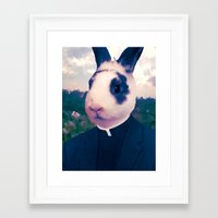 easter Framed Art Prints featuring Easter by Benito Sarnelli