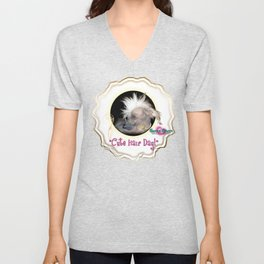 Gentle Giants Rescue and Adoptions Unisex V-Neck