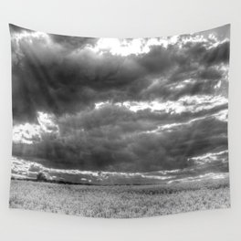 The Impending Storm Wall Tapestry