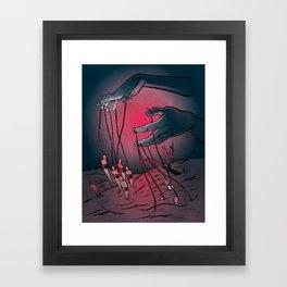 Tsunami Monger Framed Art Print