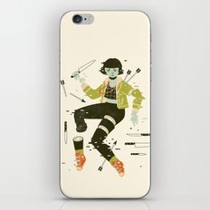 To Pieces iPhone & iPod Skin
