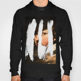 Untitled (Finger Paint 2) Hoody