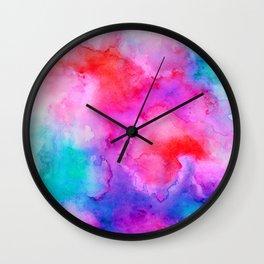 Acquiesce 2 Wall Clock