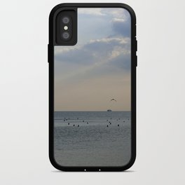 napoli gull iPhone Case