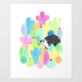 One of These Things Is Not Like the Others Art Print