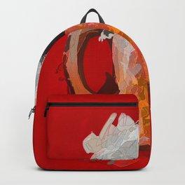 Abstract Beer #society6 #decor #buyart by Lena Owens @OLena Art Backpack