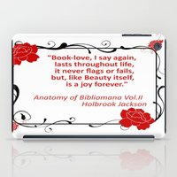 arnold iPad Cases featuring Collect Books - Arnold Bennett by BookCollecting101