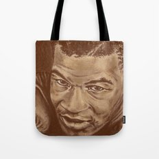 round 7...mike tyson Tote Bag