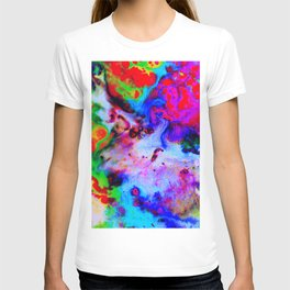 Space Marble T-shirt