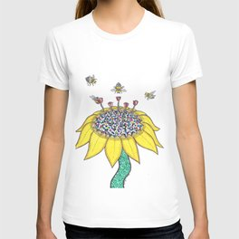 Bees at Work T-shirt