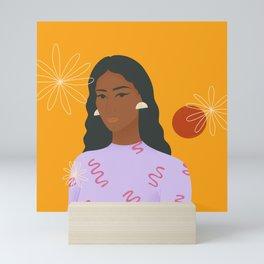 Daisy Mini Art Print