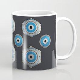 Metallic Guardian Eyes #2 Coffee Mug