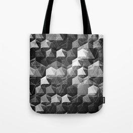 as the curtain falls (monochrome series) Tote Bag