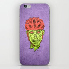 Zombie Spukk! iPhone & iPod Skin