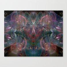 Infinite Correlation Canvas Print