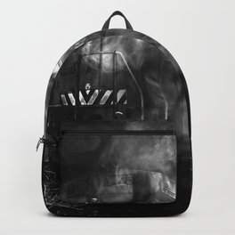 Smokers and train Backpack