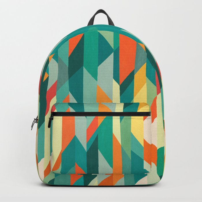 Broken Ocean Backpack