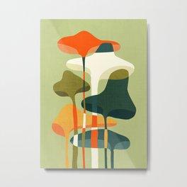 Little mushroom Metal Print