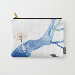 SKATING THE RIVERTREE Carry-All Pouch