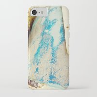 cape cod iPhone & iPod Cases featuring cape cod blue by Finch & Maple