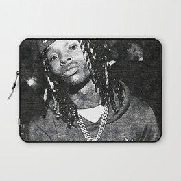 King Von - Dayvon Daquan Bennett - Rap - Drill Chicago Music - O-Block Society6 Sketch Art 4488 Laptop Sleeve