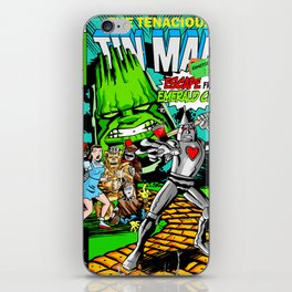 the Tenacious Tinman (COVER VARIANT) iPhone Skin