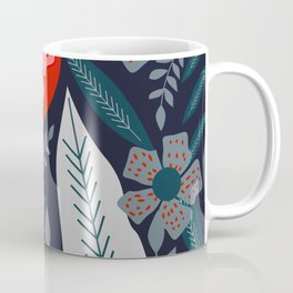 It blooms at night Coffee Mug