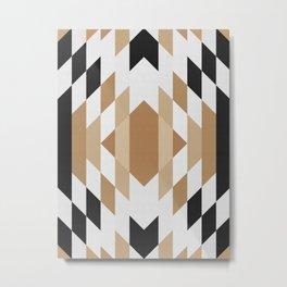 Dynamic Geometry 10 Metal Print