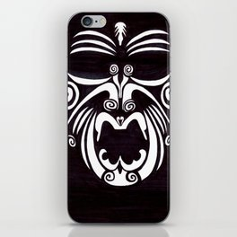 Tribal Mask iPhone Skin