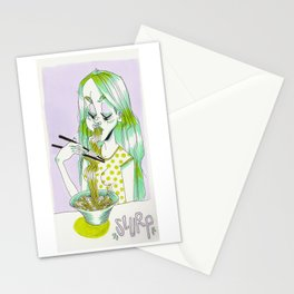 Slurp Stationery Cards