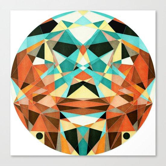 Bubico Canvas Print