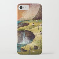ruben ireland iPhone & iPod Cases featuring Ireland by Taylor Rose