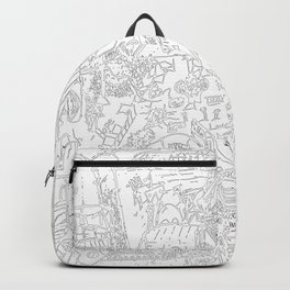 The Consumption Backpack