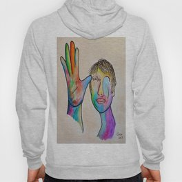 American Sign Language . . . Father Hoody