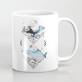 sharks on point Coffee Mug