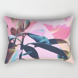Painted Botanics Rectangular Pillow