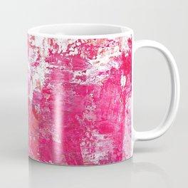Roses Play Color On Ice Coffee Mug