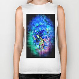 Flower - Imagination Biker Tank