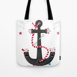 SALVAJEANIMAL headless VII Tote Bag