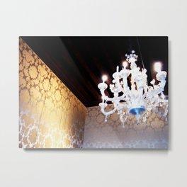 Lush Palace Metal Print