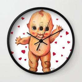 KEWPIE Wall Clock