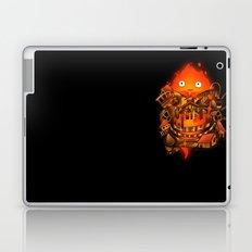 Pocket Calcifer Laptop & iPad Skin