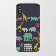 geo zoo iPhone X Slim Case