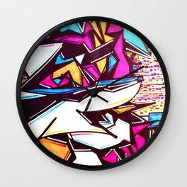 Blockage Wall Clock