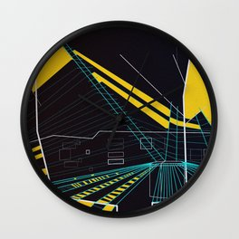 Archetype: Color Wall Clock