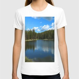 Tranquil Morning At Gull Point Drive T-shirt